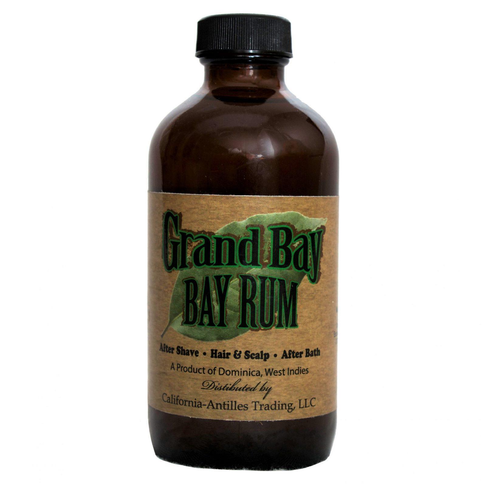 Grand Bay Bay Rum 8oz C