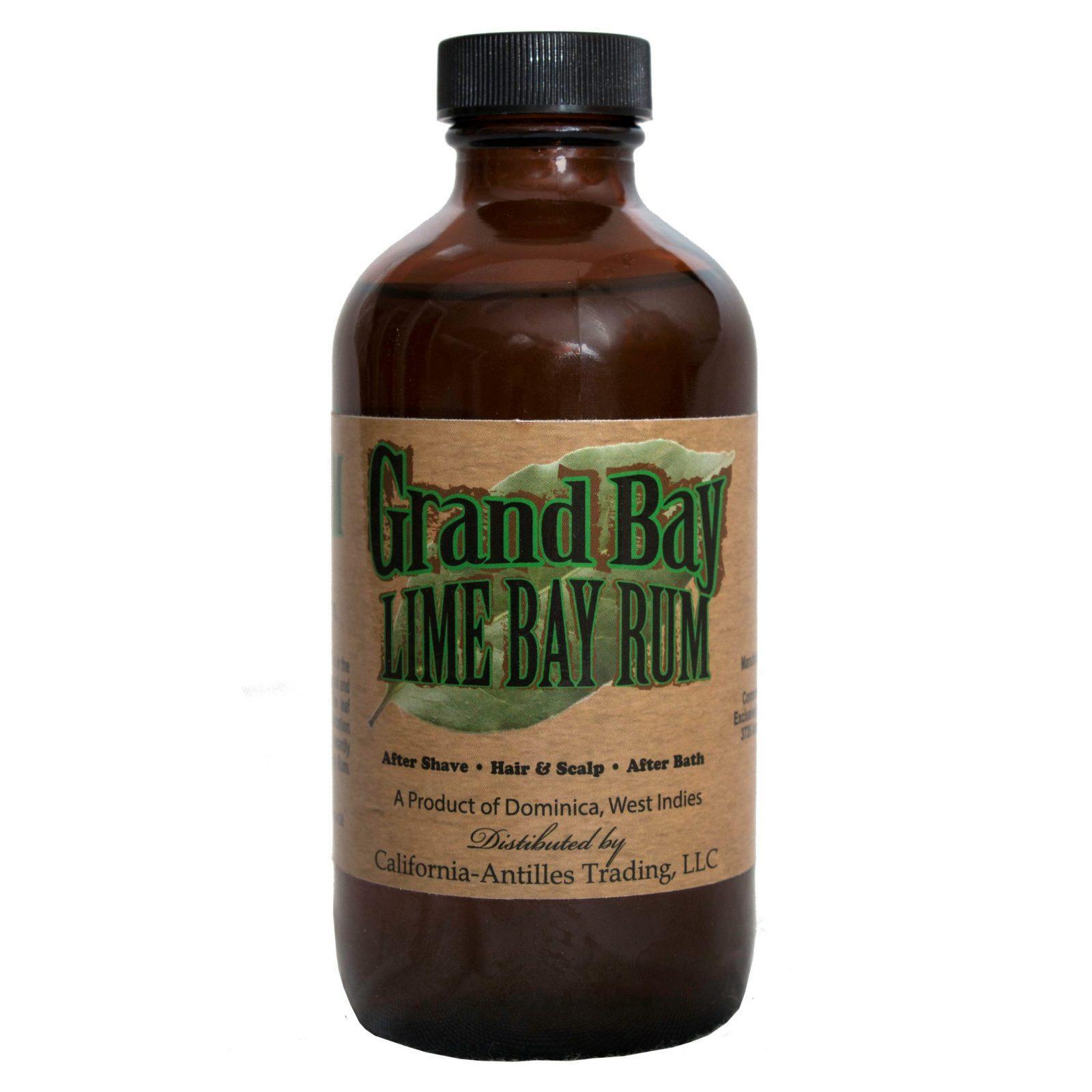 Grand Bay Lime Bay Rum 8oz C