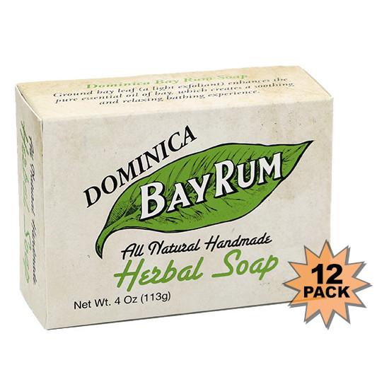 Herbal Soap 12 Pack