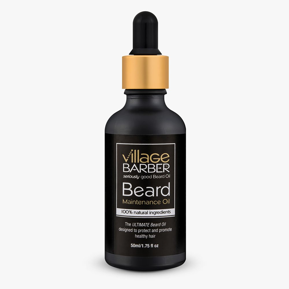 Village Barber Beard Maintenance Oil