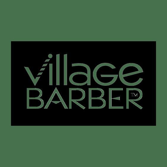 Brand Logo Village Barber